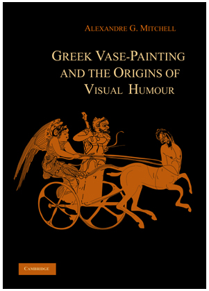 Cover of Greek Vase Painting and the Origins of Visual Humour